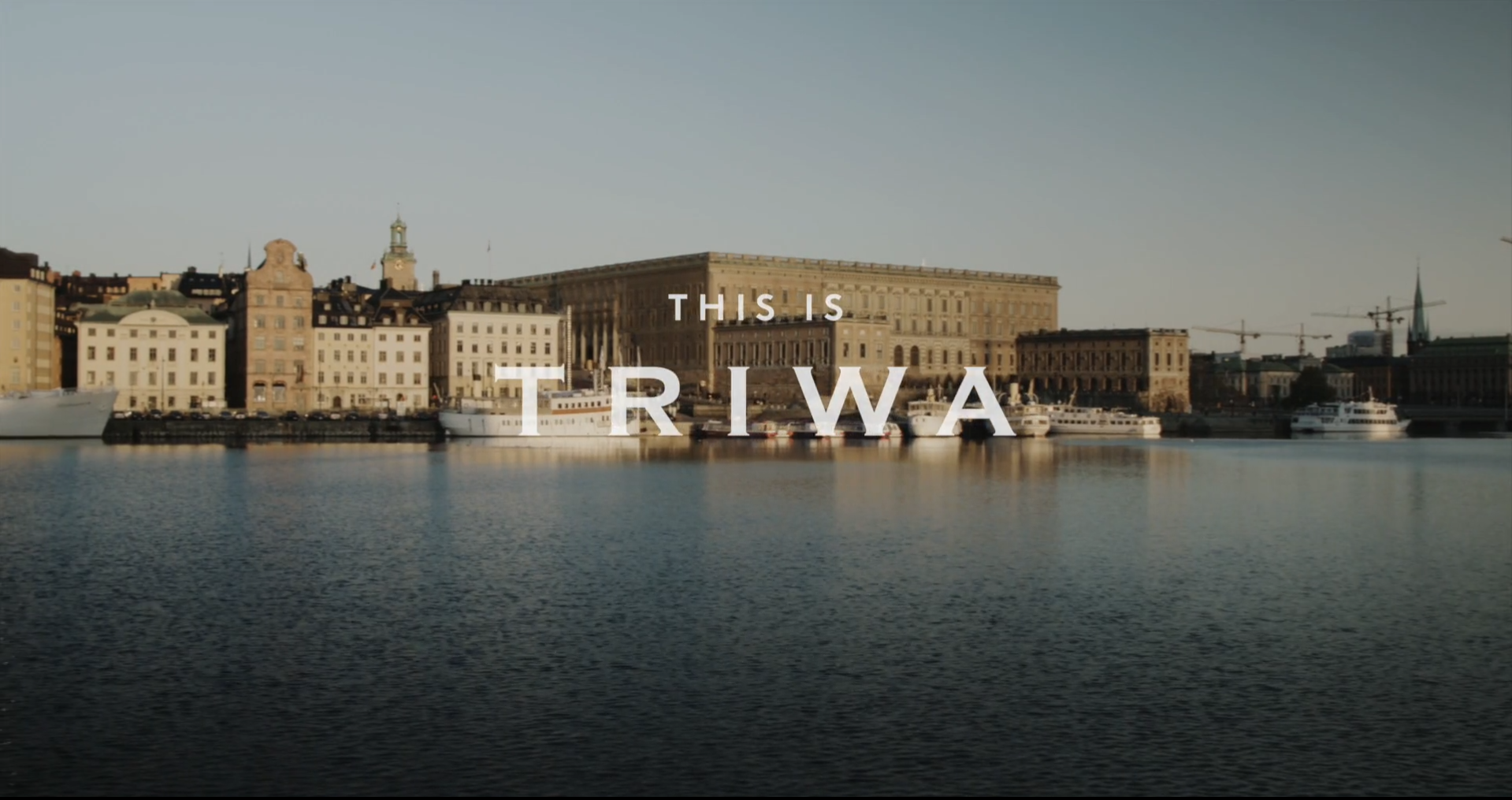 This is TRIWA