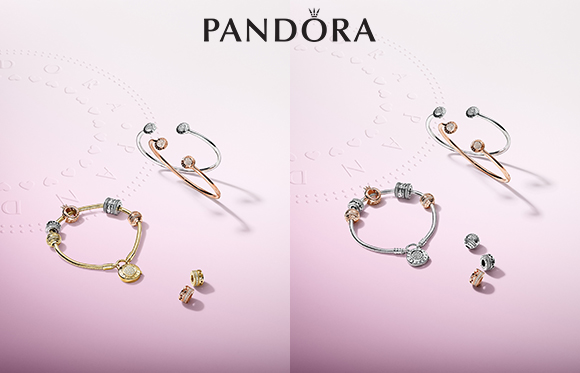 'PANDORA SIGNATURE COLLECTION' 리뉴얼 출시!